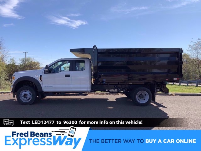 2020 Ford F-450 Super Cab DRW 4x4, Rugby Landscape Dump #FLU00609 - photo 1