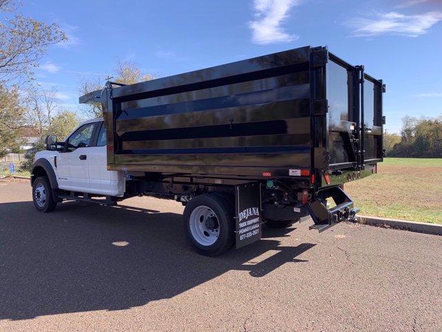 2020 Ford F-450 Super Cab DRW 4x4, Rugby Landscape Dump #FLU00609 - photo 3