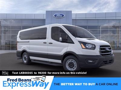 2020 Ford Transit 150 Low Roof RWD, Passenger Wagon #FLU00621 - photo 1