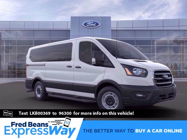 2020 Ford Transit 150 Low Roof RWD, Passenger Wagon #FLU00628 - photo 1