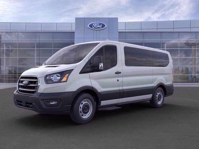 2020 Ford Transit 150 Low Roof RWD, Passenger Wagon #FLU00628 - photo 22