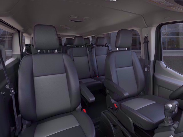 2020 Ford Transit 150 Low Roof RWD, Passenger Wagon #FLU00628 - photo 30