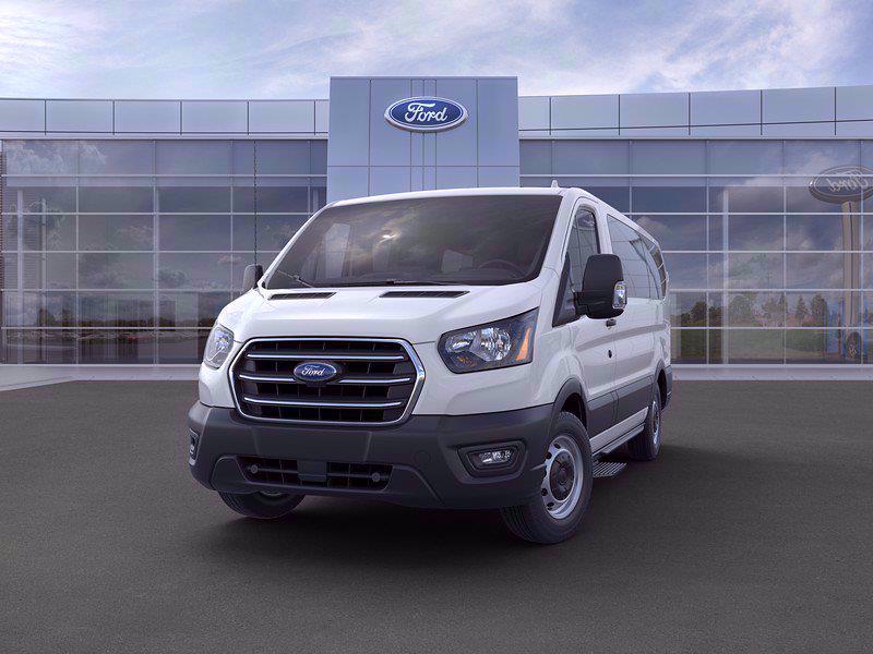 2020 Ford Transit 150 Low Roof 4x2, Passenger Wagon #FLU00628 - photo 24