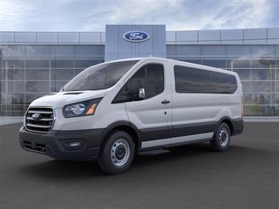 2020 Ford Transit 150 Low Roof RWD, Passenger Wagon #FLU00628 - photo 4