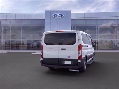 2020 Ford Transit 150 Low Roof 4x2, Passenger Wagon #FLU00628 - photo 28