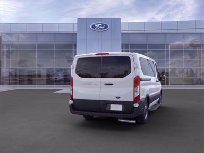 2020 Ford Transit 150 Low Roof RWD, Passenger Wagon #FLU00628 - photo 28