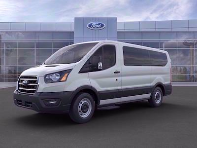 2020 Ford Transit 150 Low Roof 4x2, Passenger Wagon #FLU00628 - photo 23