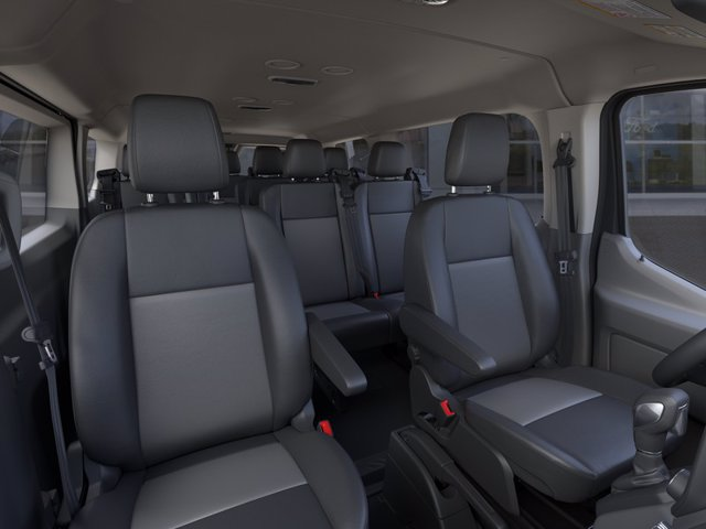 2020 Ford Transit 150 Low Roof RWD, Passenger Wagon #FLU00634 - photo 10