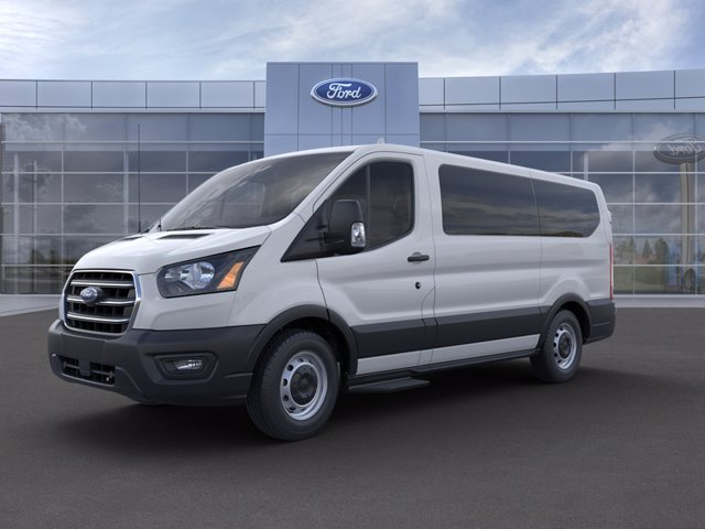 2020 Ford Transit 150 Low Roof RWD, Passenger Wagon #FLU00634 - photo 4