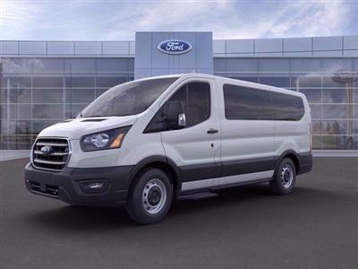 2020 Ford Transit 150 Low Roof RWD, Passenger Wagon #FLU00635 - photo 22