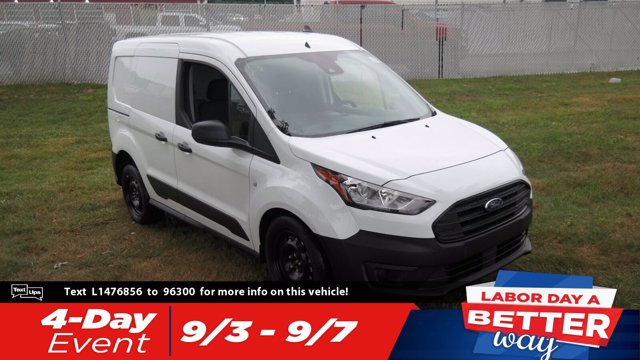 2020 Ford Transit Connect FWD, Empty Cargo Van #FLU00640 - photo 1