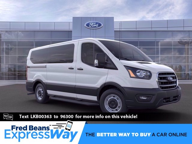 2020 Ford Transit 150 Low Roof RWD, Passenger Wagon #FLU00641 - photo 1