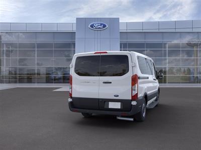 2020 Ford Transit 150 Low Roof RWD, Passenger Wagon #FLU00642 - photo 8