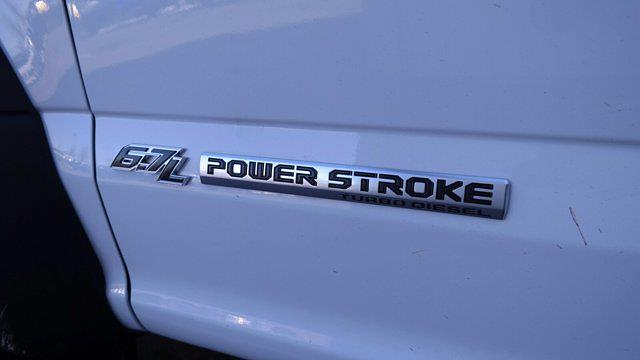 2020 Ford F-550 Super Cab DRW 4x4, Landscape Dump #FLU00650 - photo 13