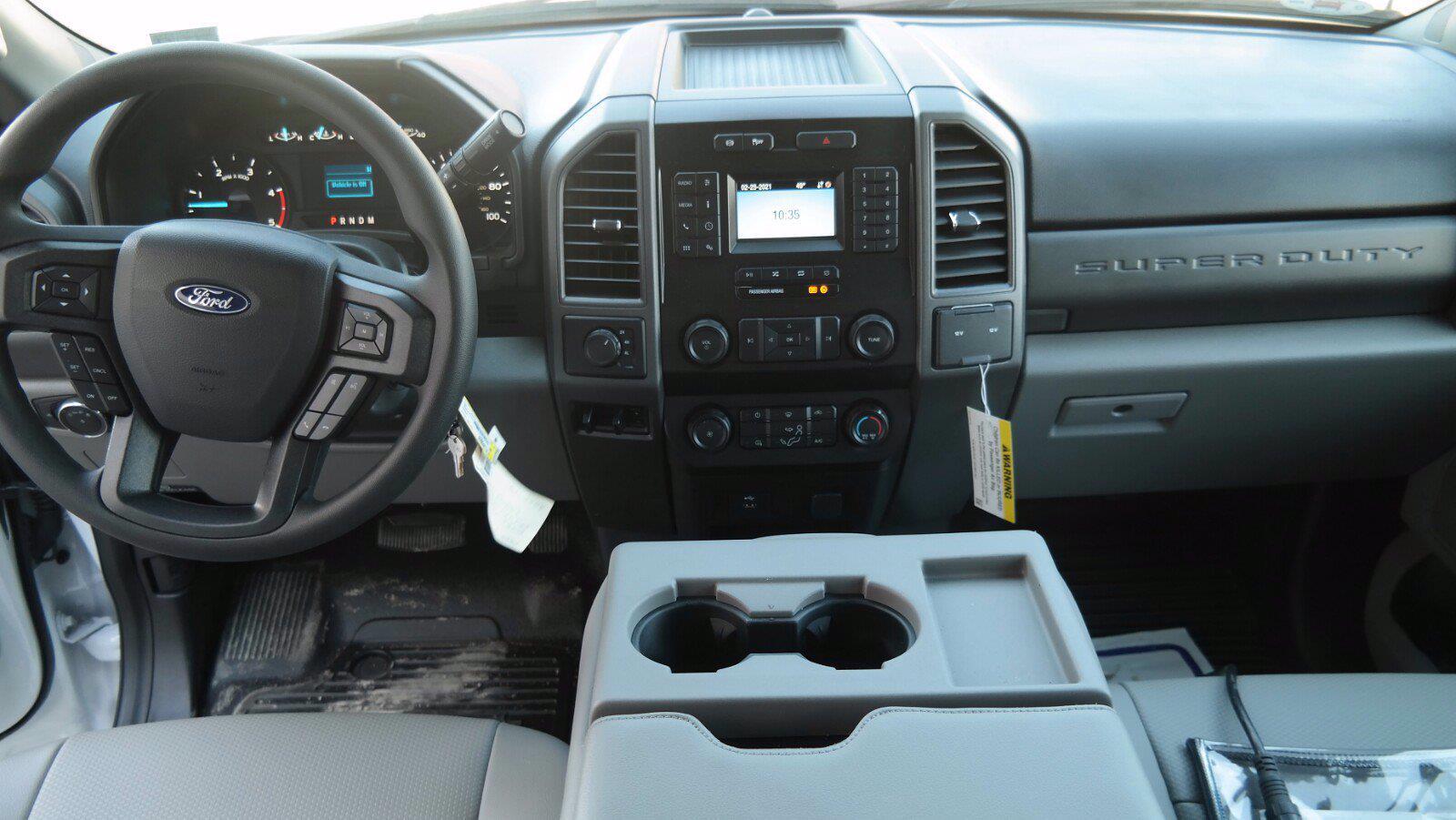 2020 Ford F-550 Super Cab DRW 4x4, Reading Landscaper SL Landscape Dump #FLU00650 - photo 8