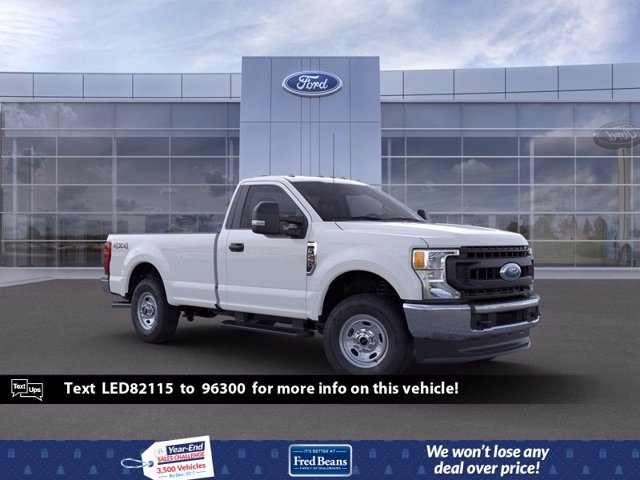 2020 Ford F-250 Regular Cab 4x4, Pickup #FLU00711 - photo 1