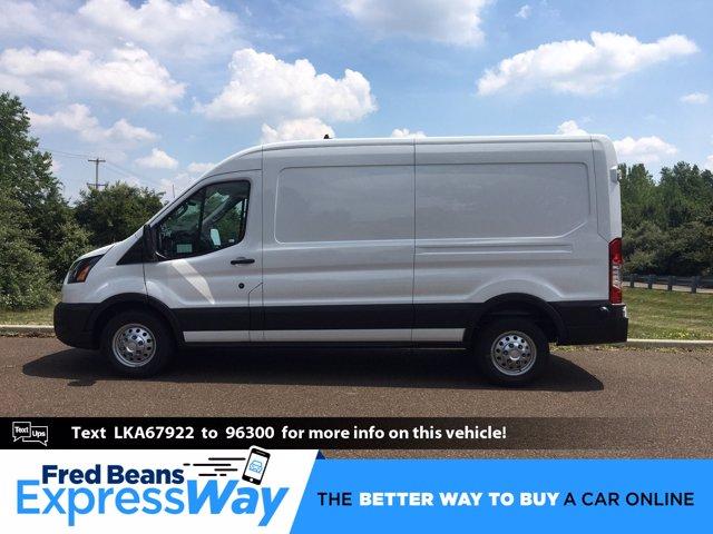 2020 Ford Transit 250 Med Roof AWD, Empty Cargo Van #FLU00739 - photo 1