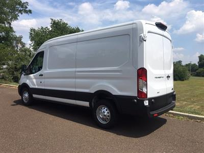 2020 Ford Transit 250 Med Roof AWD, Empty Cargo Van #FLU00739 - photo 3