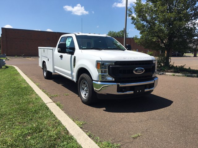 2020 Ford F-350 Super Cab RWD, Reading Classic II Steel Service Body #FLU00744 - photo 6