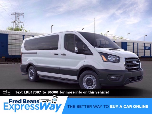 2020 Ford Transit 150 Low Roof RWD, Passenger Wagon #FLU00769 - photo 1