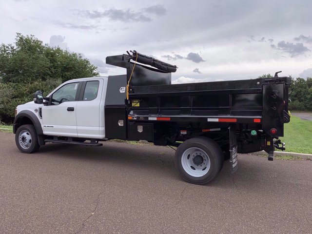 2020 Ford F-550 Super Cab DRW 4x4, Godwin 184U Dump Body #FLU00819 - photo 6