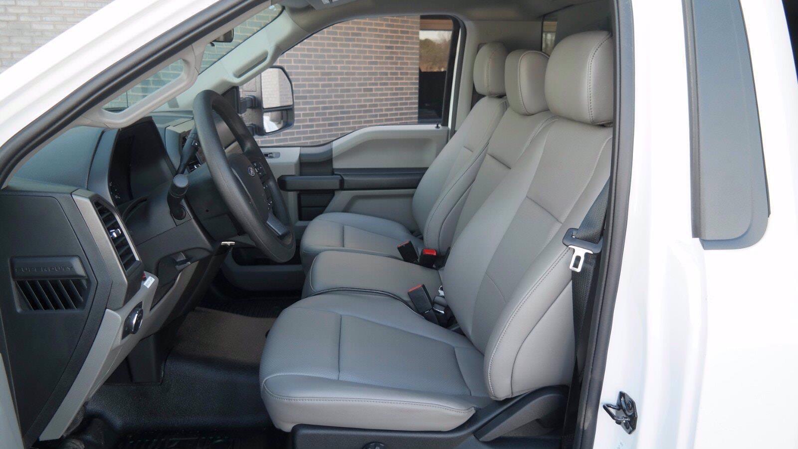 2020 Ford F-550 Regular Cab DRW 4x4, SH Truck Bodies Dump Body #FLU00843 - photo 11