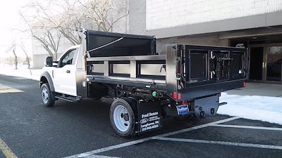 2020 Ford F-550 Regular Cab DRW 4x4, SH Truck Bodies Dump Body #FLU00843 - photo 6
