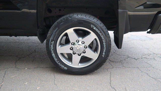 2018 Chevrolet Silverado 2500 Crew Cab 4x4, Pickup #FLU008431 - photo 25