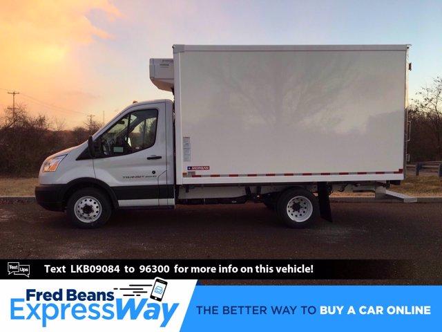 2020 Ford Transit 350 HD DRW RWD, Morgan Refrigerated Body #FLU00846 - photo 1