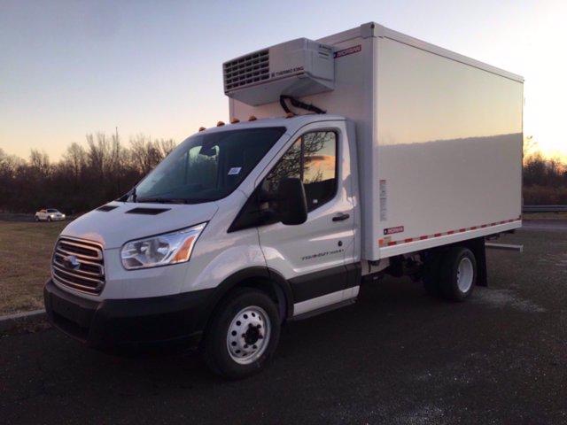 2020 Ford Transit 350 HD DRW 4x2, Morgan NexGen Refrigerated Body #FLU00846 - photo 17