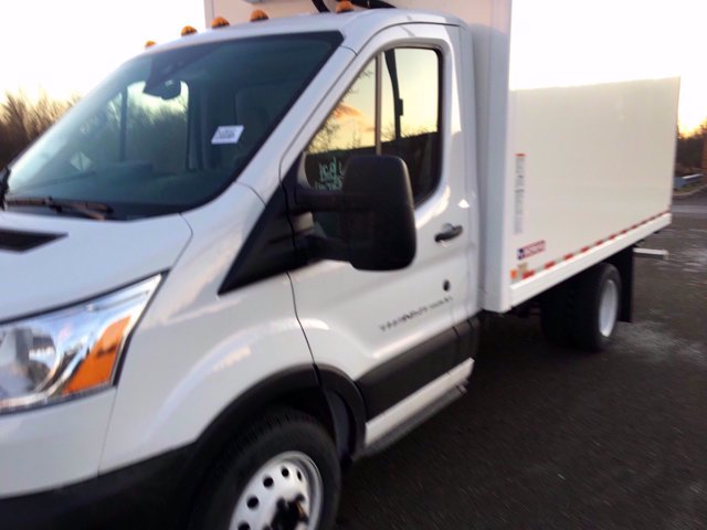 2020 Ford Transit 350 HD DRW RWD, Morgan NexGen Refrigerated Body #FLU00846 - photo 18