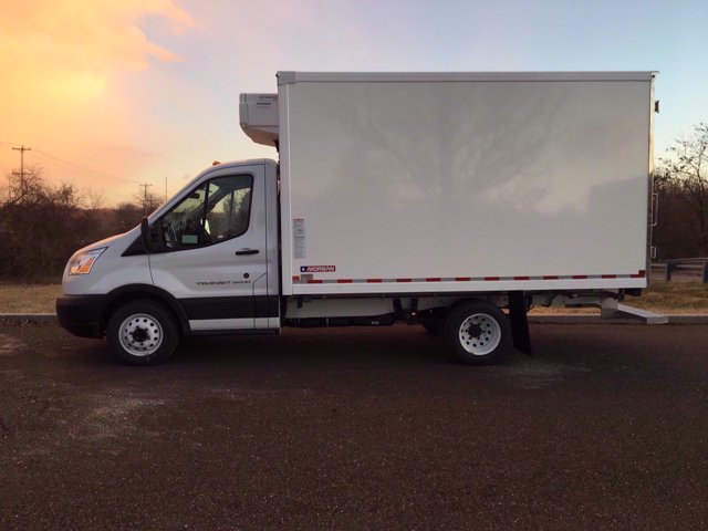 2020 Ford Transit 350 HD DRW 4x2, Morgan NexGen Refrigerated Body #FLU00846 - photo 8
