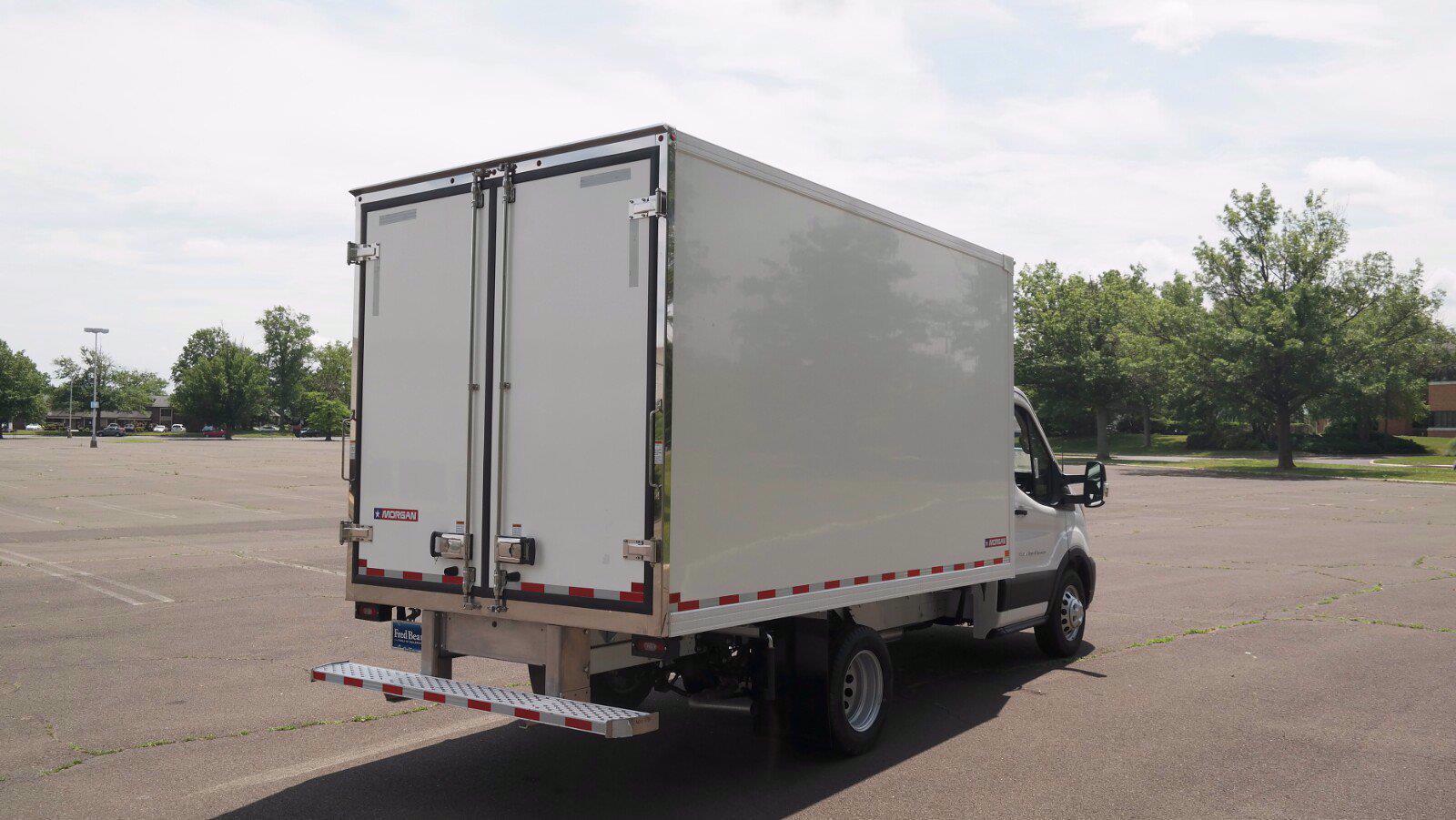 2020 Ford Transit 350 HD DRW 4x2, Morgan NexGen Refrigerated Body #FLU00846 - photo 24
