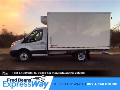 2020 Ford Transit 350 HD DRW RWD, Morgan NexGen Refrigerated Body #FLU00846 - photo 1