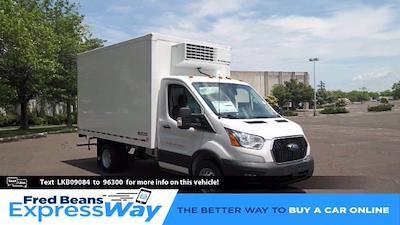 2020 Ford Transit 350 HD DRW 4x2, Morgan NexGen Refrigerated Body #FLU00846 - photo 1