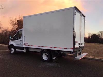 2020 Ford Transit 350 HD DRW 4x2, Morgan NexGen Refrigerated Body #FLU00846 - photo 9