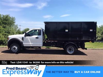 2020 Ford F-550 Regular Cab DRW 4x4, Switch N Go Drop Box Hooklift Body #FLU00847 - photo 1