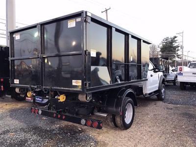 2020 Ford F-550 Regular Cab DRW 4x4, Switch N Go Drop Box Hooklift Body #FLU00847 - photo 6