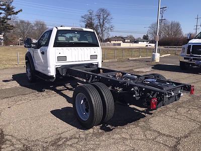 2020 Ford F-550 Regular Cab DRW 4x4, Switch N Go Drop Box Hooklift Body #FLU00848 - photo 4