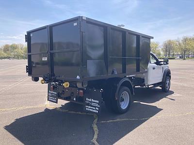 2020 Ford F-550 Regular Cab DRW 4x4, Switch N Go Drop Box Hooklift Body #FLU00848 - photo 2