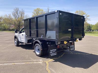 2020 Ford F-550 Regular Cab DRW 4x4, Switch N Go Drop Box Hooklift Body #FLU00848 - photo 15