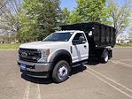 2020 Ford F-550 Regular Cab DRW 4x4, Switch N Go Drop Box Hooklift Body #FLU00848 - photo 5