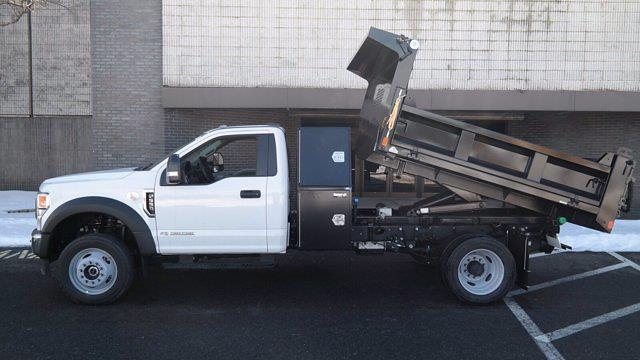 2020 Ford F-550 Regular Cab DRW 4x4, Dump Body #FLU00850 - photo 3