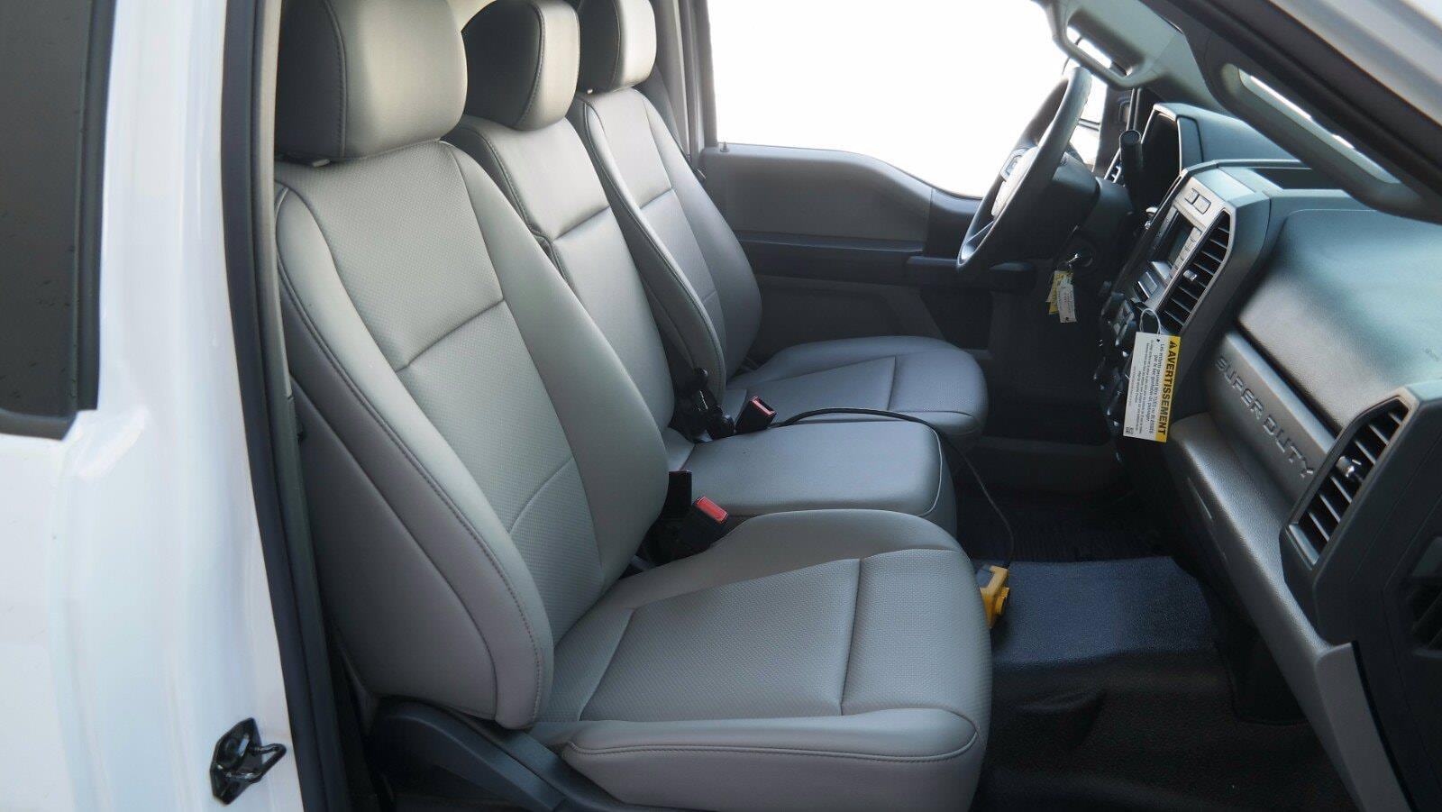 2020 Ford F-550 Regular Cab DRW 4x4, SH Truck Bodies Dump Body #FLU00850 - photo 8