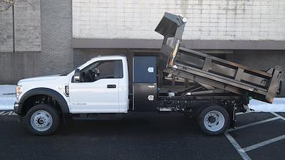 2020 Ford F-550 Regular Cab DRW 4x4, SH Truck Bodies Dump Body #FLU00850 - photo 3
