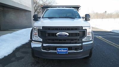 2020 Ford F-550 Regular Cab DRW 4x4, SH Truck Bodies Dump Body #FLU00850 - photo 7