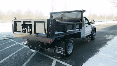 2020 Ford F-550 Regular Cab DRW 4x4, SH Truck Bodies Dump Body #FLU00850 - photo 2