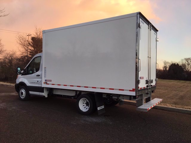 2020 Ford Transit 350 HD DRW 4x2, Morgan NexGen Refrigerated Body #FLU00879 - photo 3