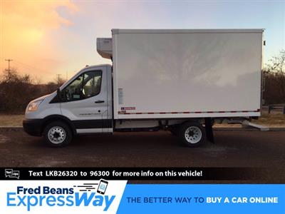 2020 Ford Transit 350 HD DRW 4x2, Morgan NexGen Refrigerated Body #FLU00879 - photo 1