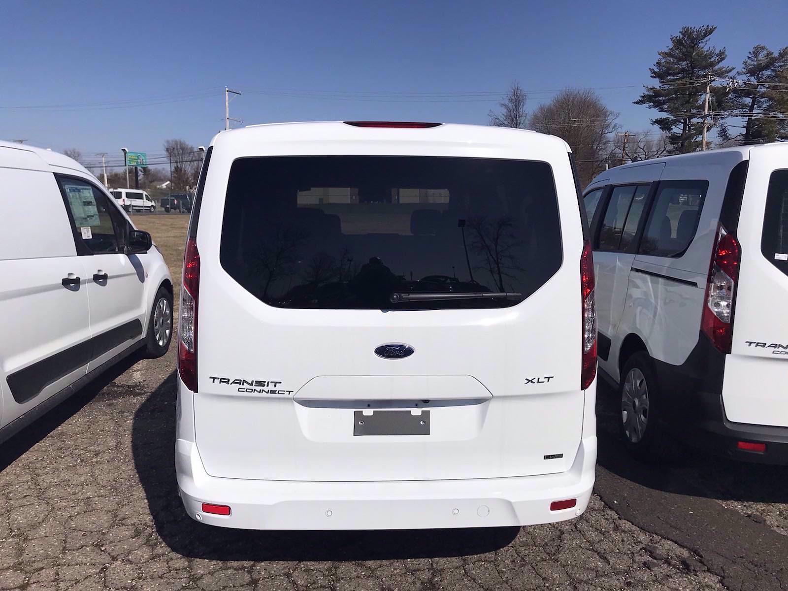 2021 Ford Transit Connect FWD, Passenger Wagon #FLU00884 - photo 3